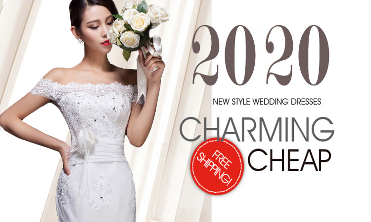 New Arrivals Wedding Dresses