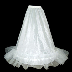 Tulle Floor Length Wedding Petticoats