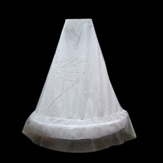 Floor Length Tulle Wedding Petticoats