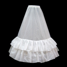 A-Line Floor Length Wedding Petticoats