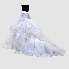 Tulle White Wedding Petticoats