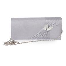 Silk Wedding Party Evening Handbags/ Purses/ Clutches