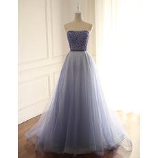 Elegant Strapless Beading Multi-Color Prom/ Party/ Formal Dresses