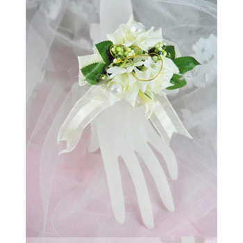 Small-angle Bride Wrist Flower / Neck Flower / Corsage / Hair Flower / Curtain Beam