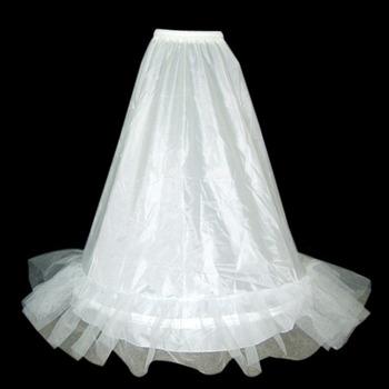 Tulle Floor Length Wedding Petticoats