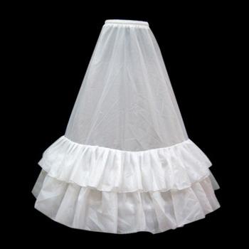 A-Line Floor Length Wedding Petticoats