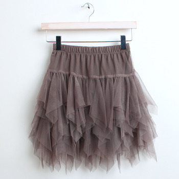 Cute Ball Gown Tulle Mini Tutus/ Skirts for Girls