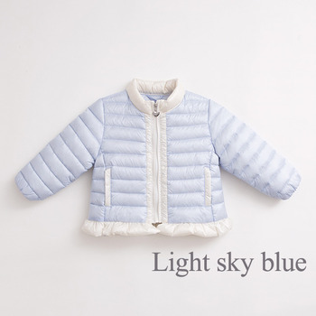 2018 New Style Girls Kids Fall Winter Down Coats/ Jackets/ Snowsuits