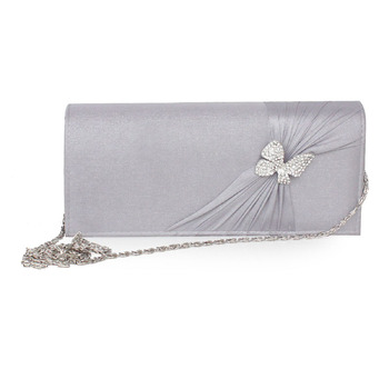 Silk Wedding Party Evening Handbags/ Purses/ Clutches