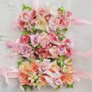 Elegant Fantasy Pastoral  Small Rosettes - Simulation of Curtain Flower  Beam