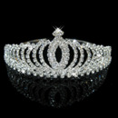 Alloy With Rhinestone Bridal Wedding Tiaras