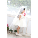 Flower Girl Veils