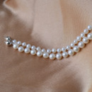 Inexpensive Classic White 6 - 7mm Freshwater Round Pearl Necklaces