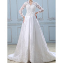 Full Length Wedding Dresses