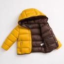 New Reversible Boys Kids Winter Hooded Down Coats/ Jackets/ Snowsuits