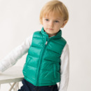 2018 Style Boys Girls Kids Fall Winter Down Vests/ Coats/ Jackets