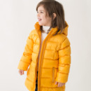 Fashion Girls Kids Winter Long Down Coats/ Jackets/ Snowsuits