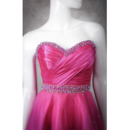 Chiffon Homecoming Dresses