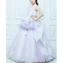 Long Flower Girl Dresses