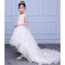 White Flower Girl Dresses