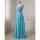 Long Chiffon Evening Dresses
