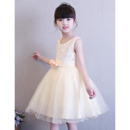 Short Flower Girl Dresses