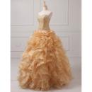 Floor Length Prom Dresses