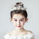 Cute Flower Girl Hairband Headband Hair Accessory for Wedding