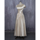 Satin Mother Of The Bride Dresses