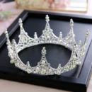 Alloy with Beads Wedding Tiara/ Headpieces for Brides